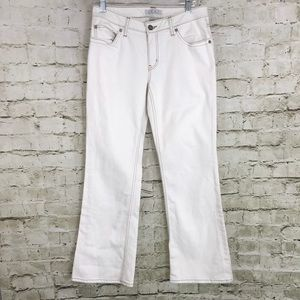 🍷❤️CAbi Jeans Off White/Ivory
